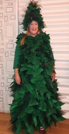 Image result for christmas tree costume | Tree costume ...