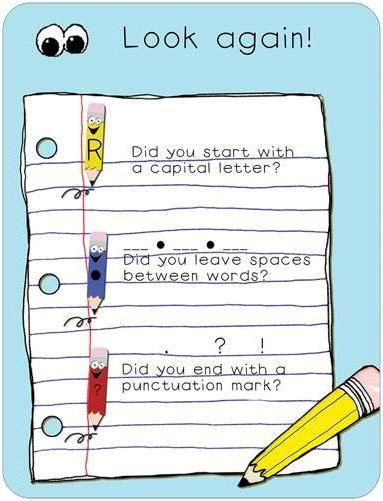 Writing Rubric (K-1) | Handwriting: Paper and Self-Assessment