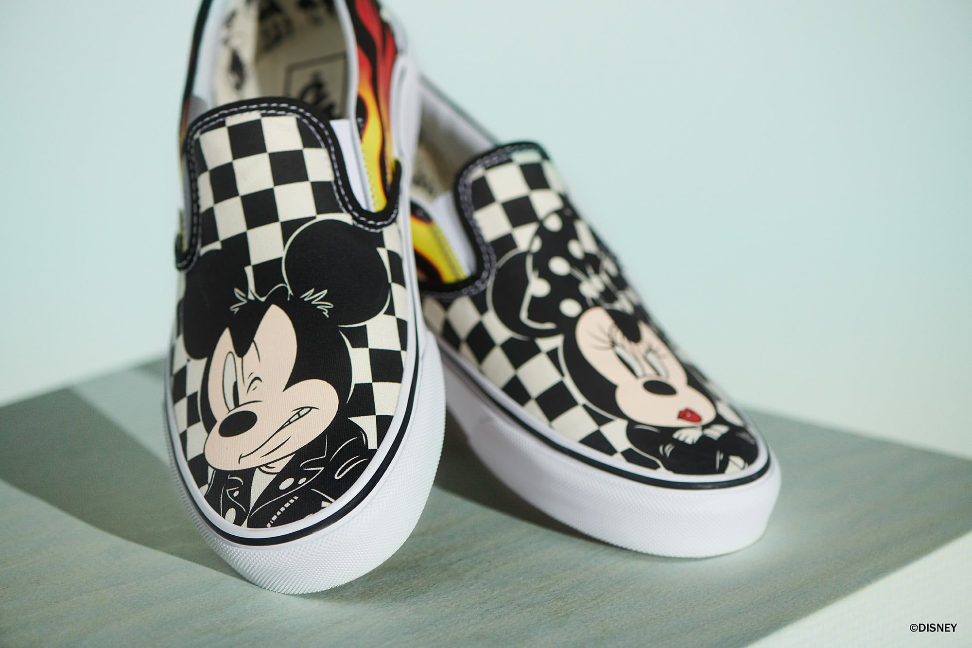 The Vans x Disney Collection Is Finally Here, and OMG, the