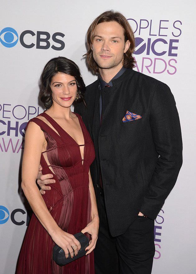 Jared And Genevieve Padalecki The Proposal Pinterest Supernatural