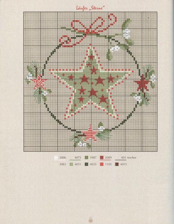Photo of Gallery.ru / Фото # 68 – Country Christmas Acufactum – galkin36