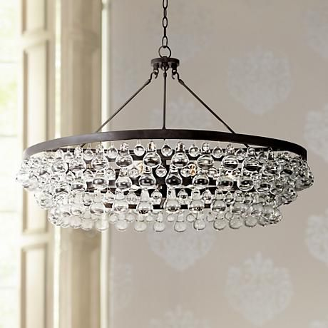 Robert Abbey Bling Collection 35 Quot W Deep Bronze Chandelier
