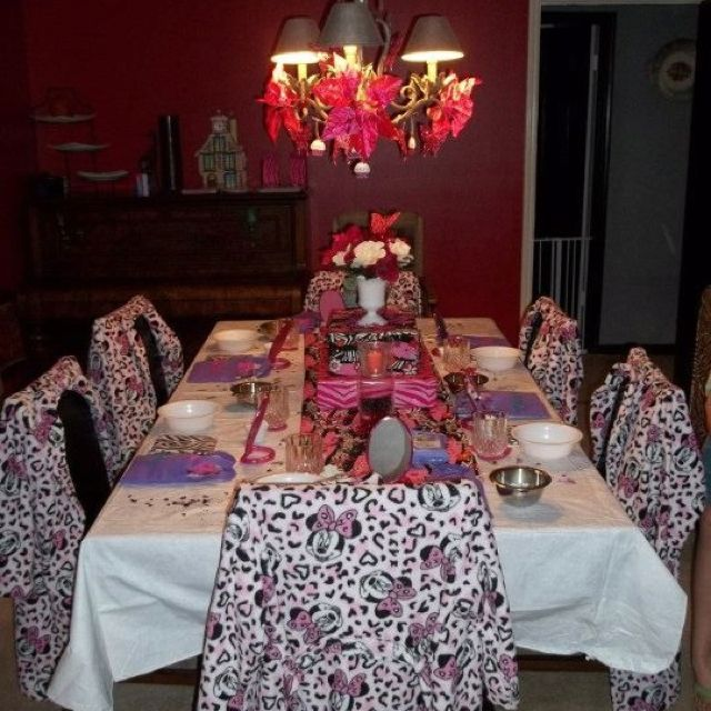 Ideas For 10 Year Old Birthday Party At Home Birthday Party At Home Minnie Mouse Birthday Party Minnie Birthday Party