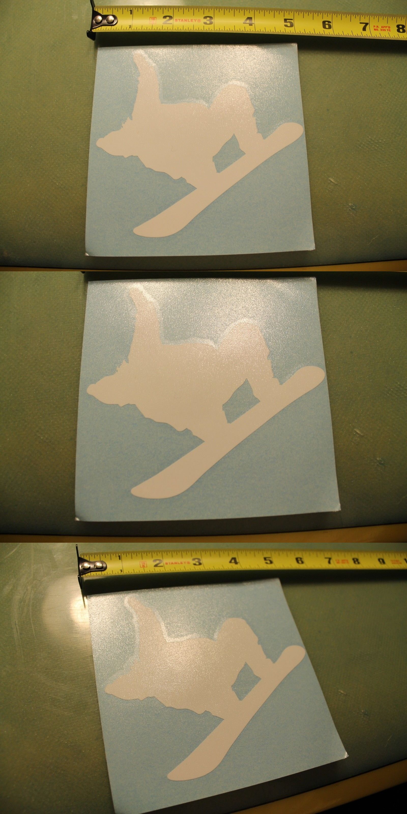 Decals and stickers 159182 snowboard air grab mountain winter 5 vintage ski decal sticker buy it now only 10 on ebay