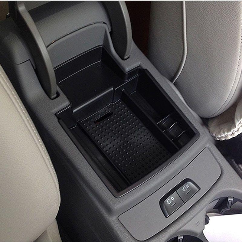 car glove box armrest storage box organizer center interior accessories by automotive. Black Bedroom Furniture Sets. Home Design Ideas