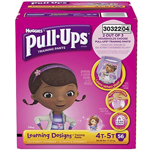 Pull Ups Training Pants With Learning Designs For Girls 4t 5t 56