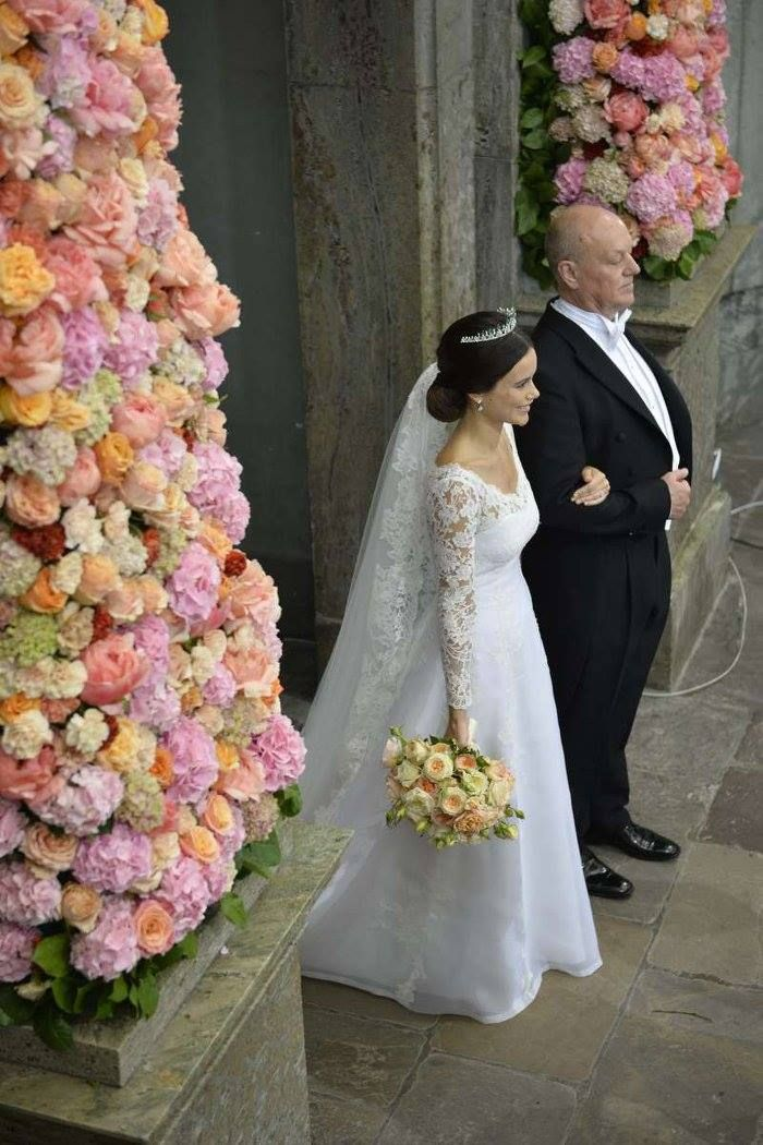 Royal wedding of Prince Carl Philip and Sofia Hellqvist 2015