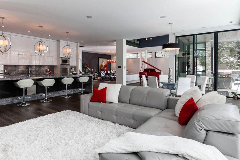 Dise o de casa de dos pisos que impresiona con fachada - Disenos de pisos para interiores ...