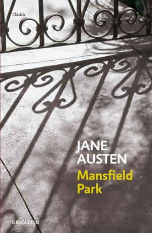 tapa del libro: Mansfield Park