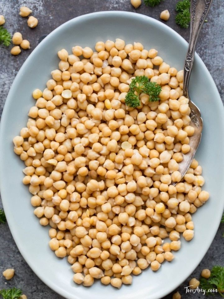 How To Soak Cook Chickpeas Learn How To Prepare Garbanzo