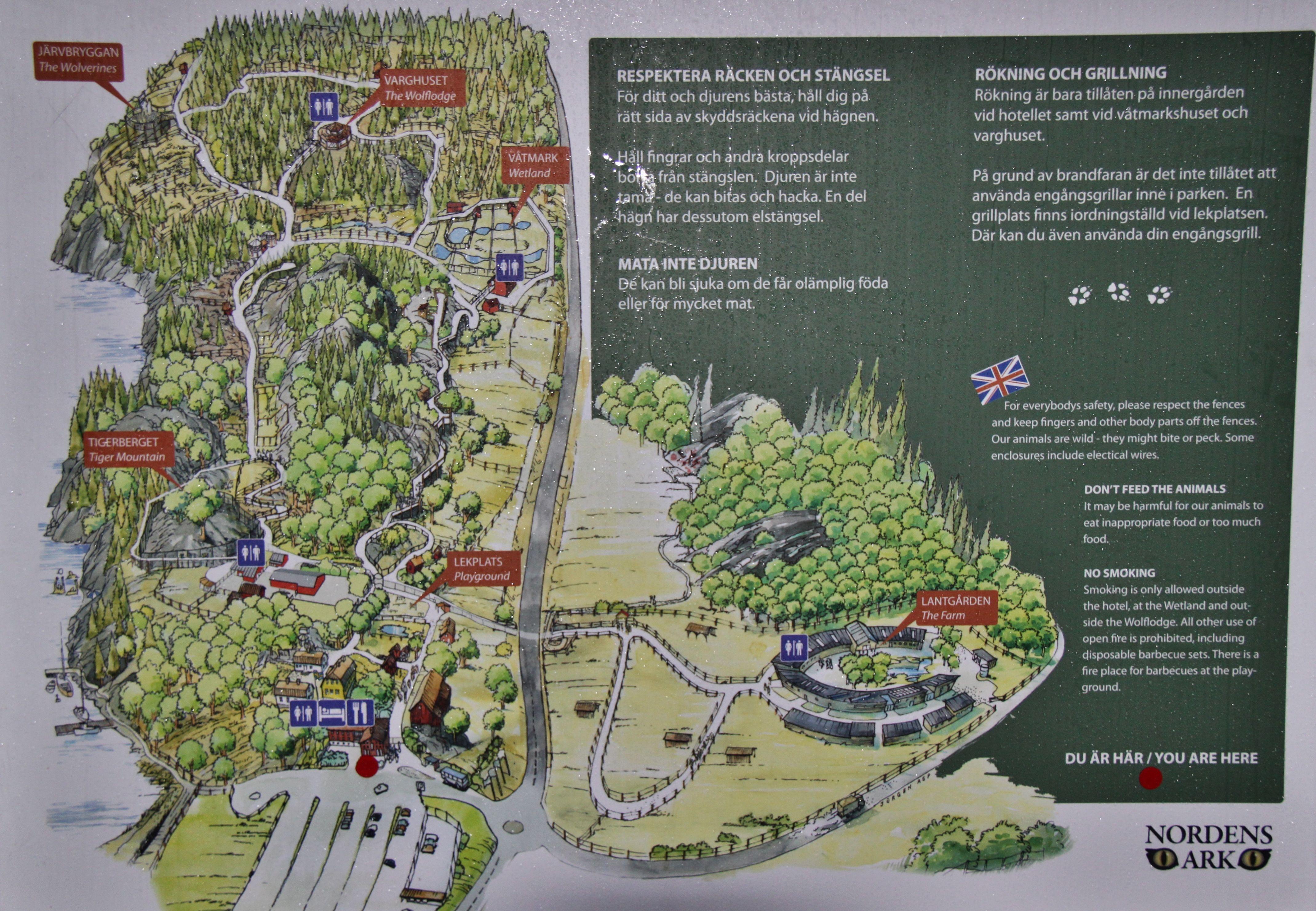 Nordens Ark Bohusl Sweden Travels In 2013 Places