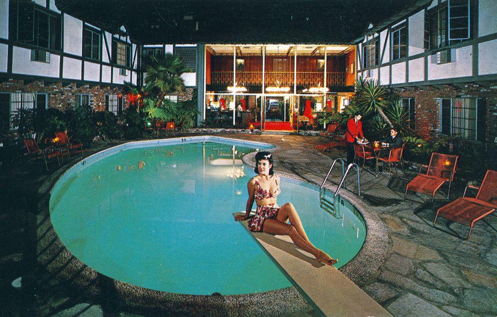 Cockatoo Hotel And Restaurant Hawthorne Ca Hawthorne California