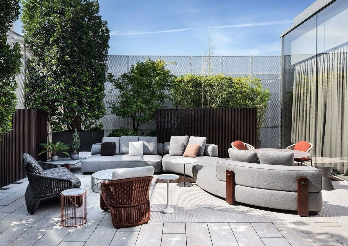 Urban Sofa Barneveld Minotti Home Anthology Outdoor Collection 2017 Furniture In 2019