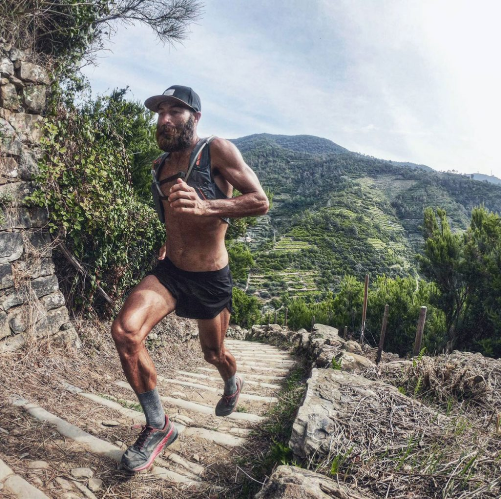 Inspirational Trail Runner Tommy Rivs Fights For His Life Trail Runner Magazine Trail Runner Magazine Running Photos Women Fitness Photography