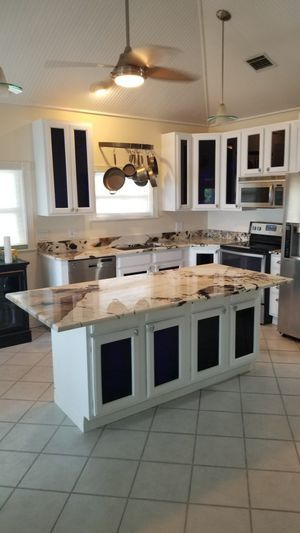 cabinets & counter for sale in west palm beach, fl | grey