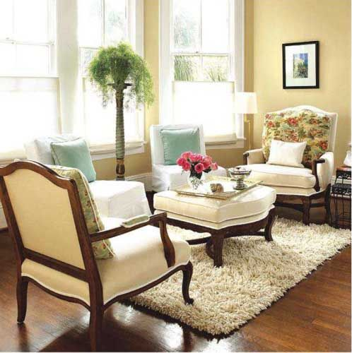 Simple Classic Small Living Room Paint Color Ideas Living room