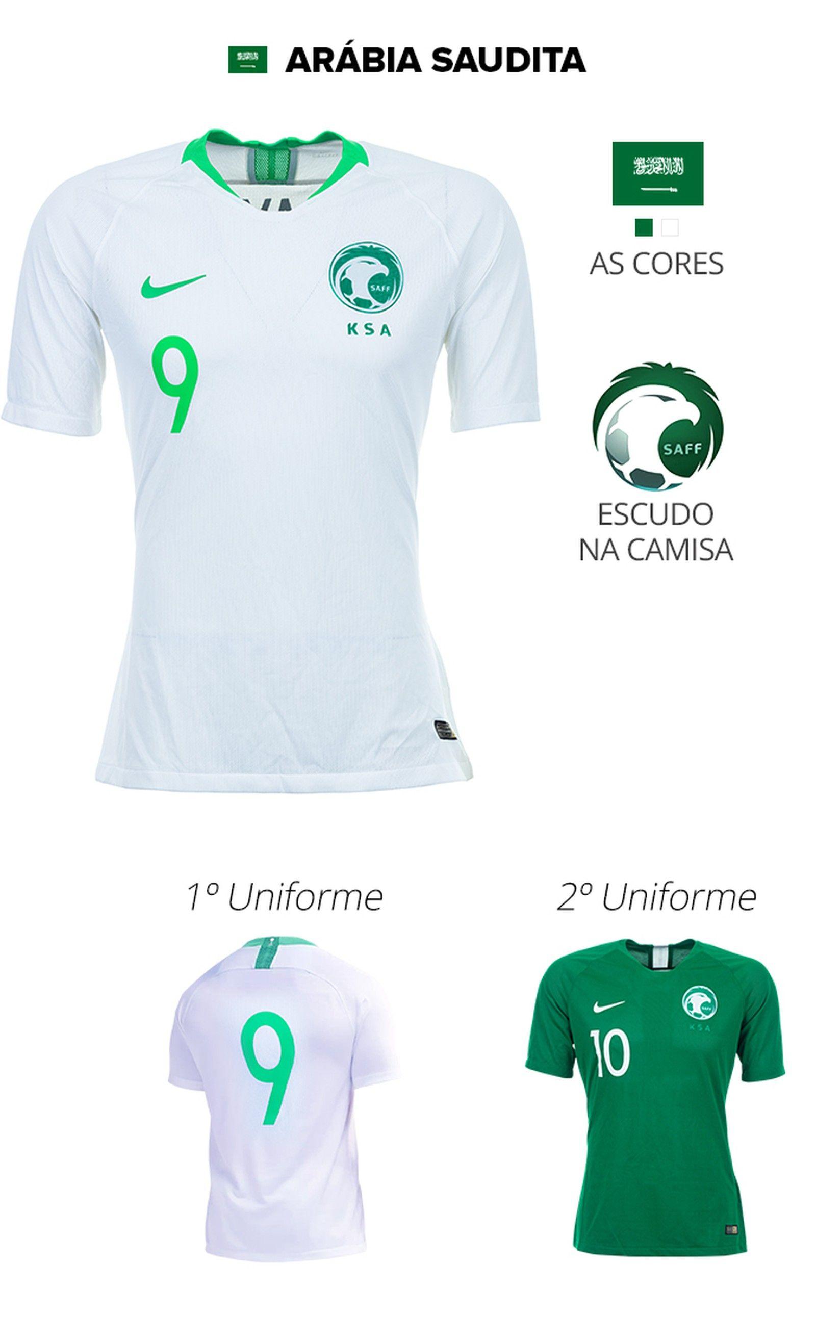 As Camisas Das 32 Selecoes Da Copa Roupa De Futebol Uniformes