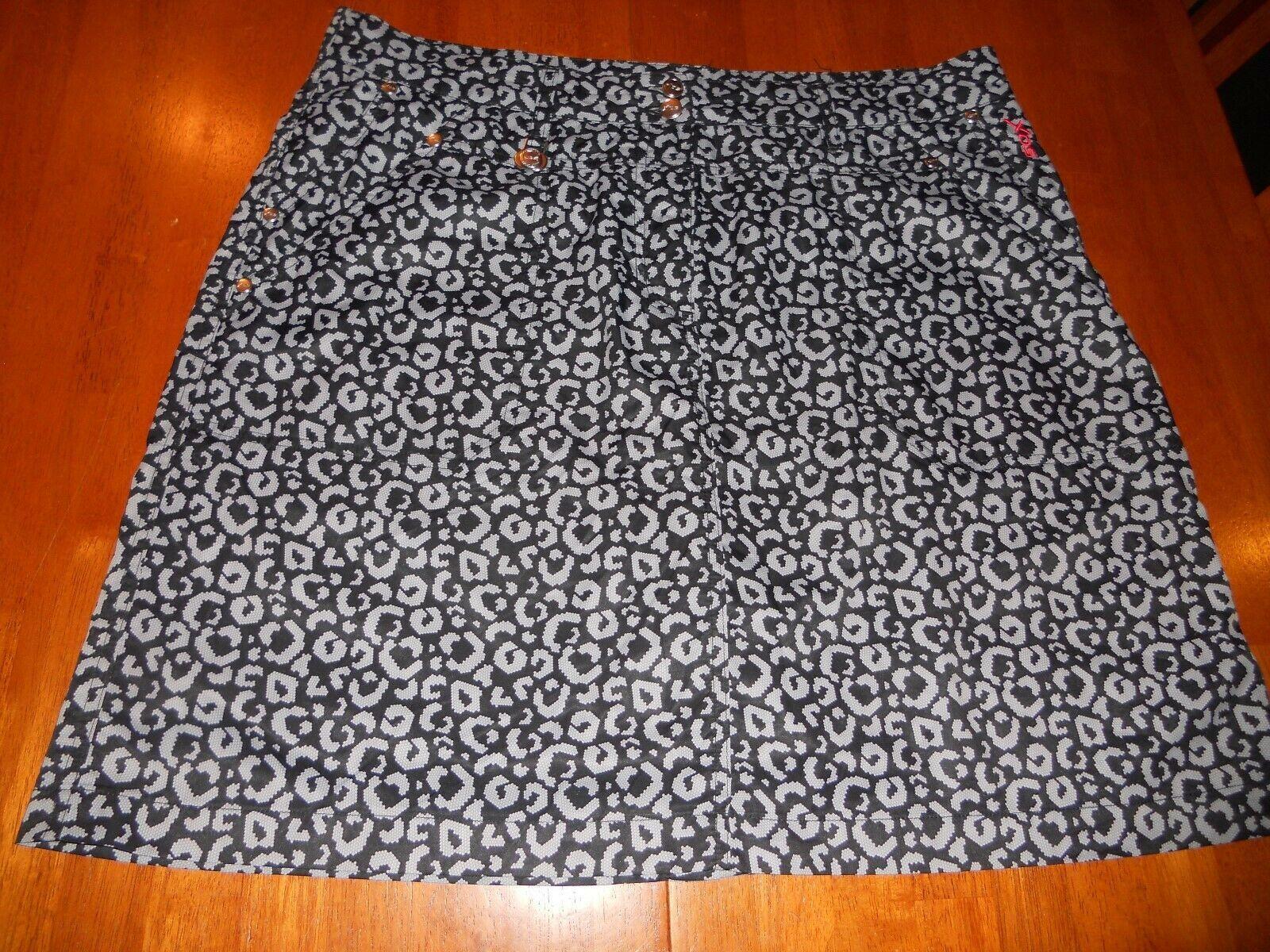 Daily Sports womens golf skirt skort size 16 MINT cond