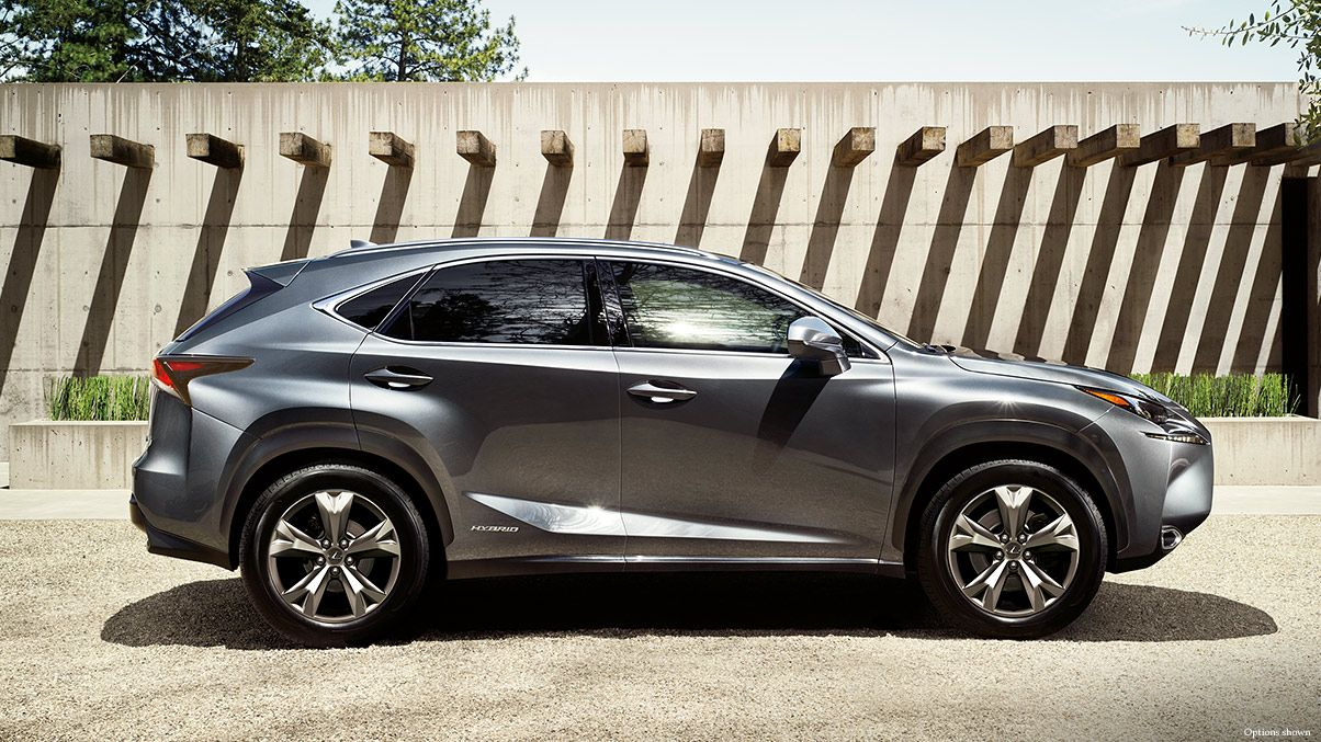 US News and World Report just voted the Lexus NX their