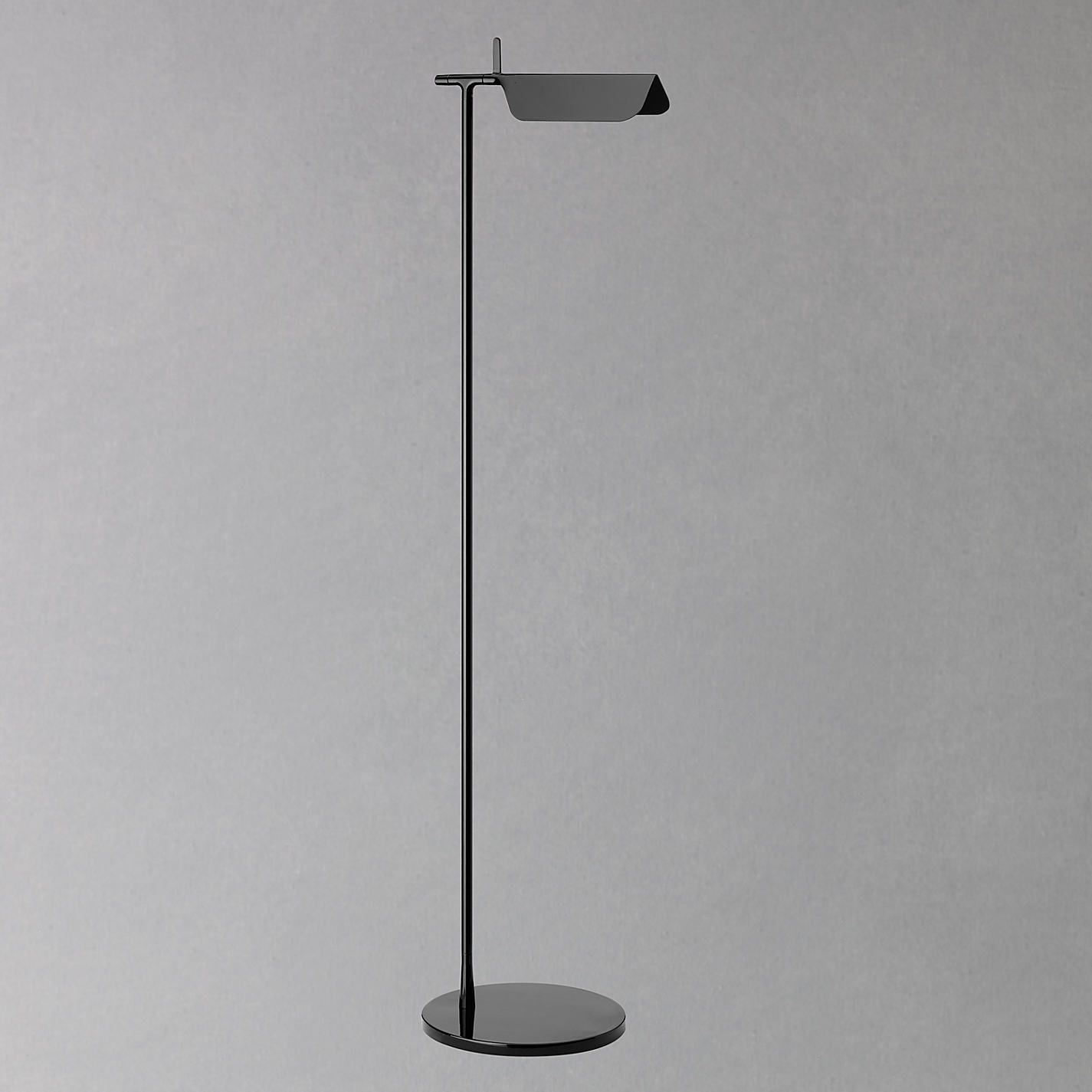 Flos Tab Floor Lamps Black From