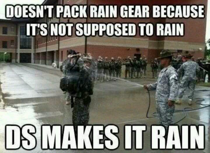 Make It Rain But Slowly Military Humor Military Memes Military Jokes