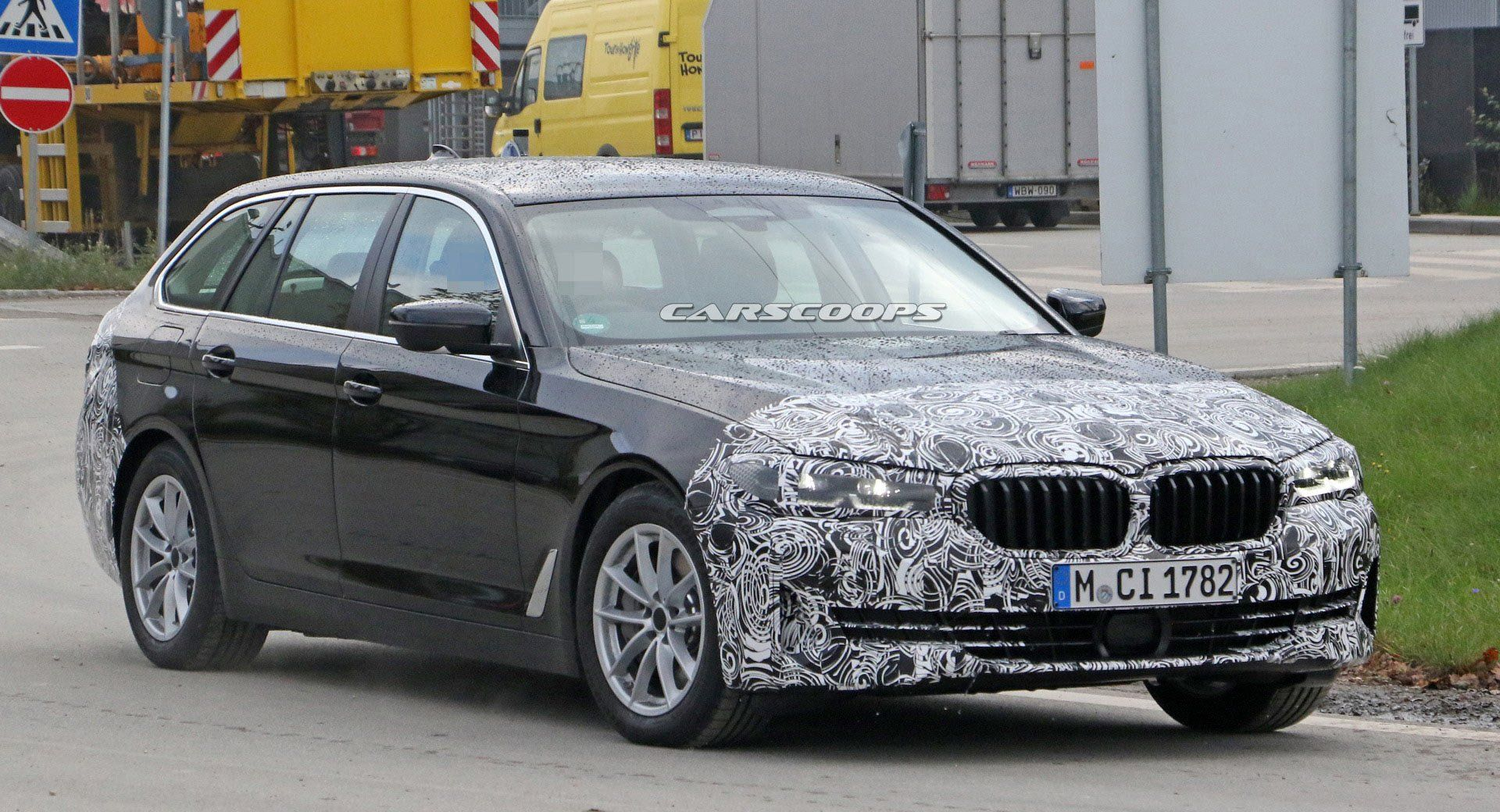 Sigh Of Relief 2020 Bmw 5 Series Grille Not Growing In Size Bmw