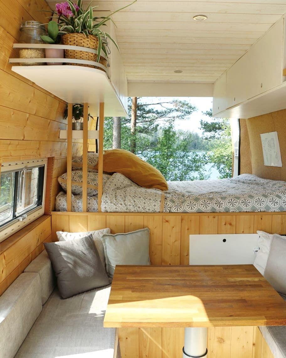 "Photo of caravan design 663929170050005838 –  VOYAGES & VIE EN VAN on Instagram: ""Nos p…"