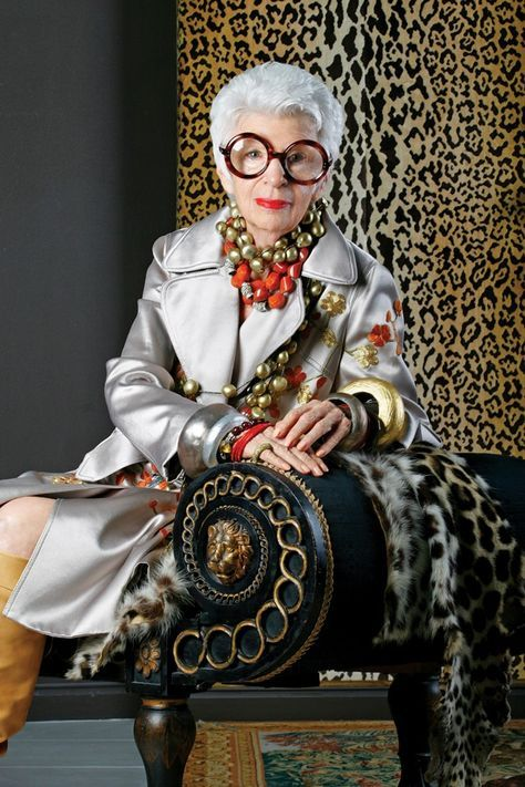 44 ideas style icons women aging gracefully iris apfel #aginggracefully
