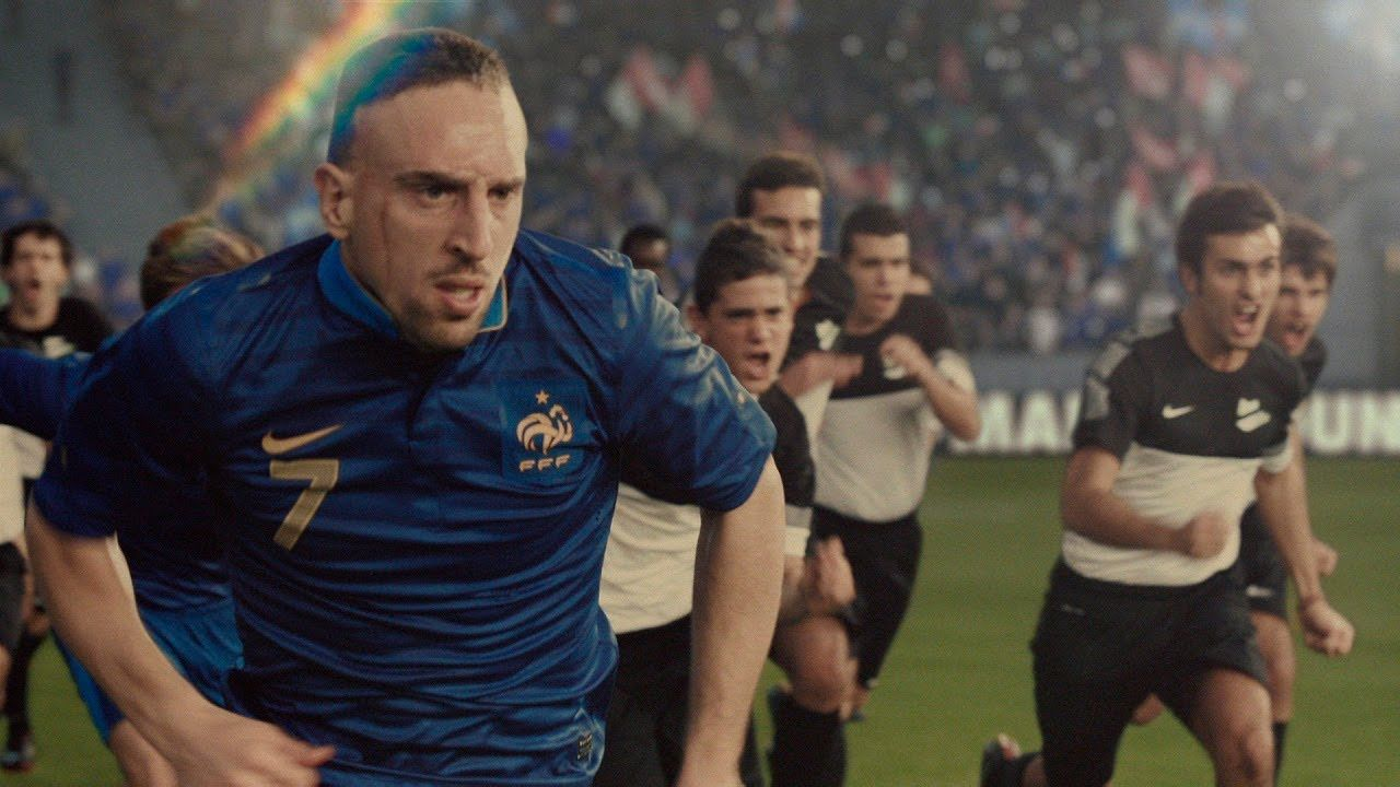 nike football: my time is now commercial
