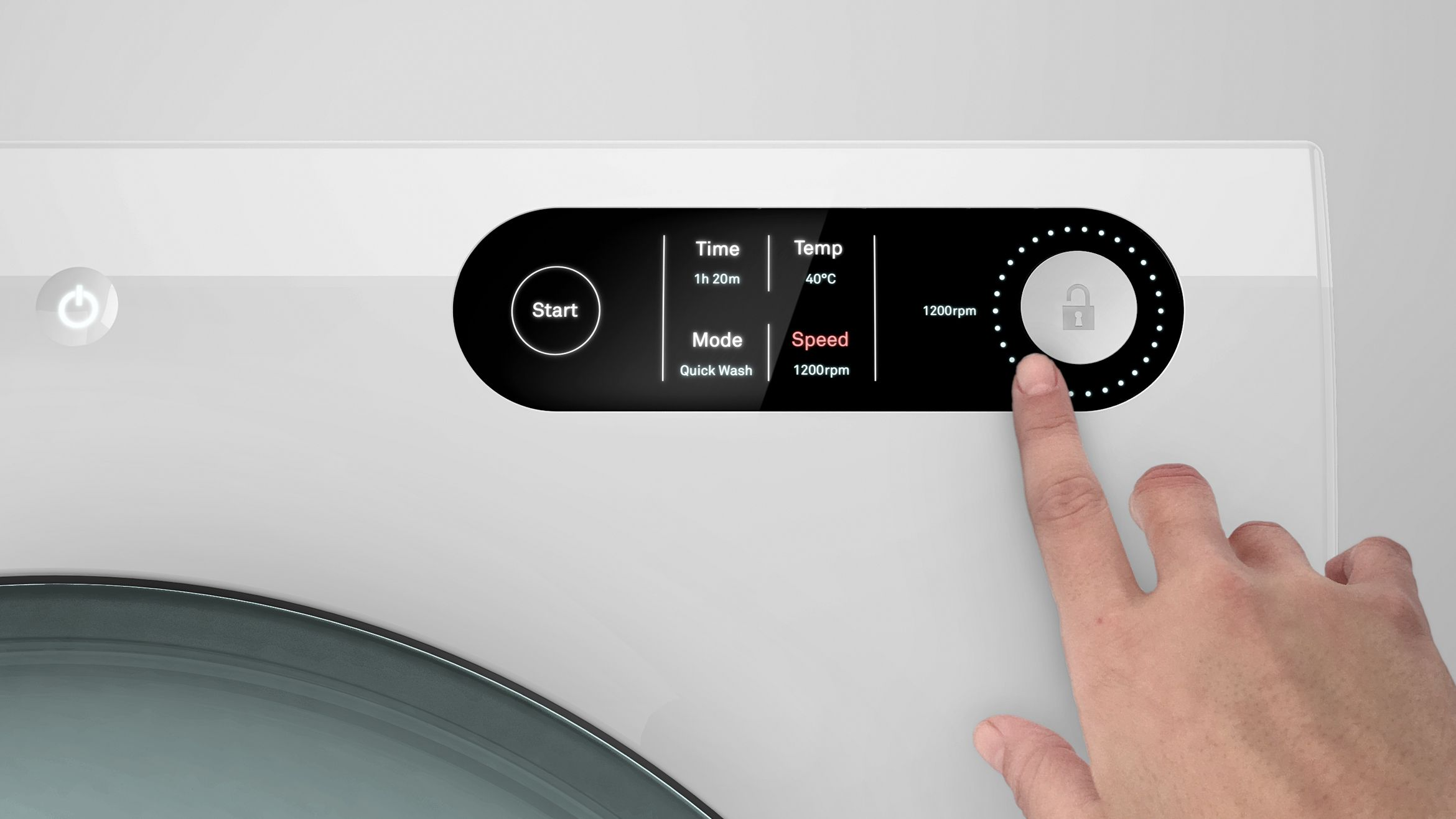 Elettrodomestici Junker Blond Ripple Washing Machine Products Pinterest