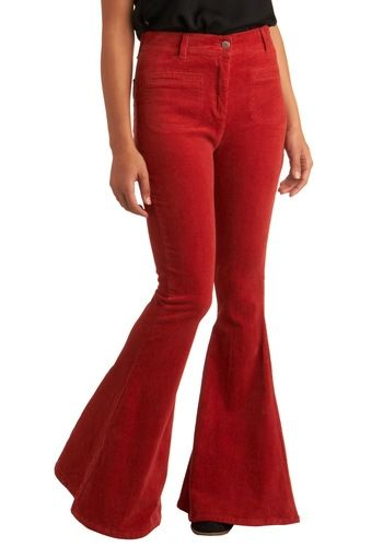 Saved by the Bell Bottom Pants | Mod Retro Vintage Pants | ModCloth.com - StyleSays
