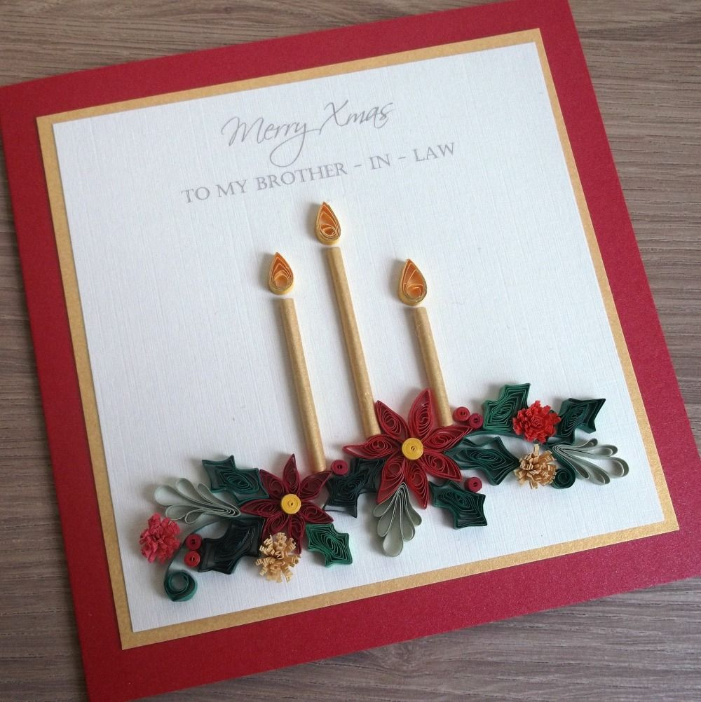 A place where I can share my handmade cards, quilled or ...