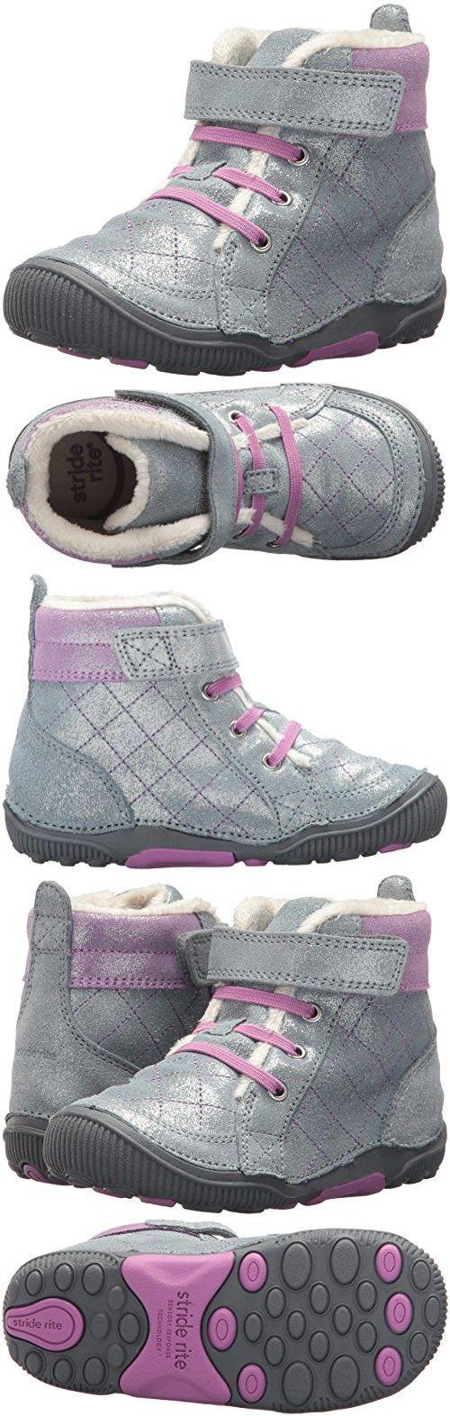 ca2333d8fe Stride Rite Girls  Srtech Pheobe Ankle Boot