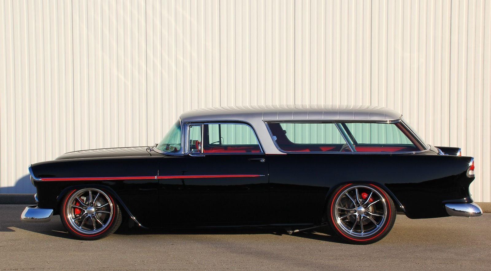 1956 1957  Chevy Antenna Complete New 56 57 Belair Hardtop Sedan Wagon Nomad
