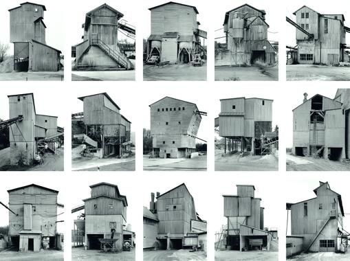 Bernd & Hilla Becher on Paddle8