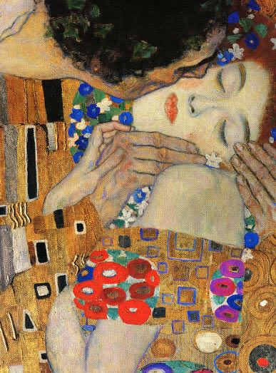 Klimt-- the kiss is one of favorites