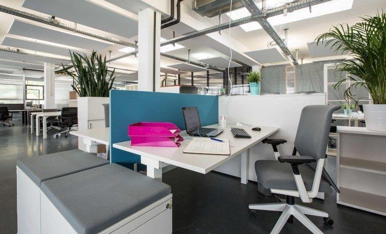 Arbeitsplätze in Coworking Space mitten in München #Büro ...