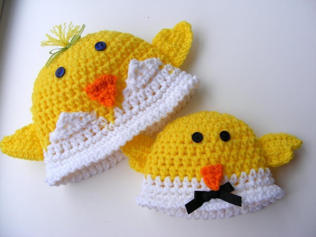 Crochet baby chicken hat pattern baby hats crochet baby and crochet crochet baby chicken hat pattern bankloansurffo Choice Image