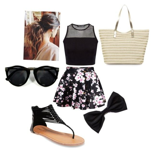 """""""Summer nights"""" by xxxskatergurl1xxx ❤ liked on Polyvore"""