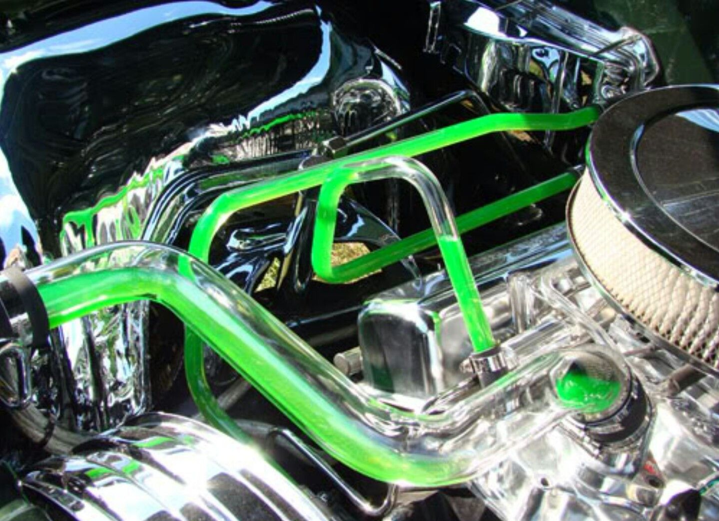 how to make coolant for cars