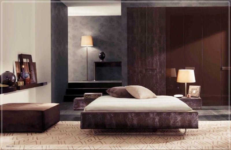 bedroom-design-with-brown-furniture