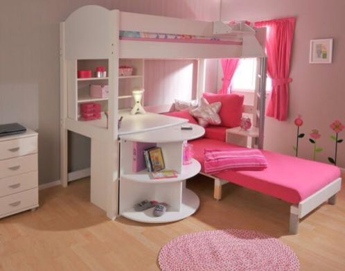 Pin By Lily Kimlin On Cool Bedroom Room Bunk Bed With Desk