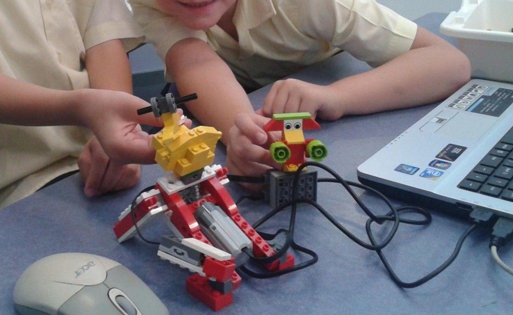 lego mindstorms dancing robot instructions