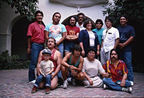 3rd Biennial Native American Fine Arts Invitational, 1987, Heard Museum, Phoenix, Arizona. Ullaaq Larry Ahvakana (Inupiat), Lawrence Beck (Yup'ik), Joe Feddersen (Colville/Okanogan), Cliff Fragua (Jemez), Jack Malotte (Western Shoshone), Lawrence B. Paul (Cowichan Salish/Okanagan), David Rubin Piqtoukun (Inuit), Lillian Pitt (Yakima, Warm Springs), Fermin Salas (Mescalero/Yaqui), Duke Wasaaja Sine (Apache), Harry Fonseca (Maidu/Nisenan/Portuguese/Hawai'ian) Margaret Archuleta…