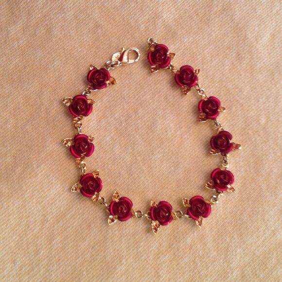 bracelet 12 roses
