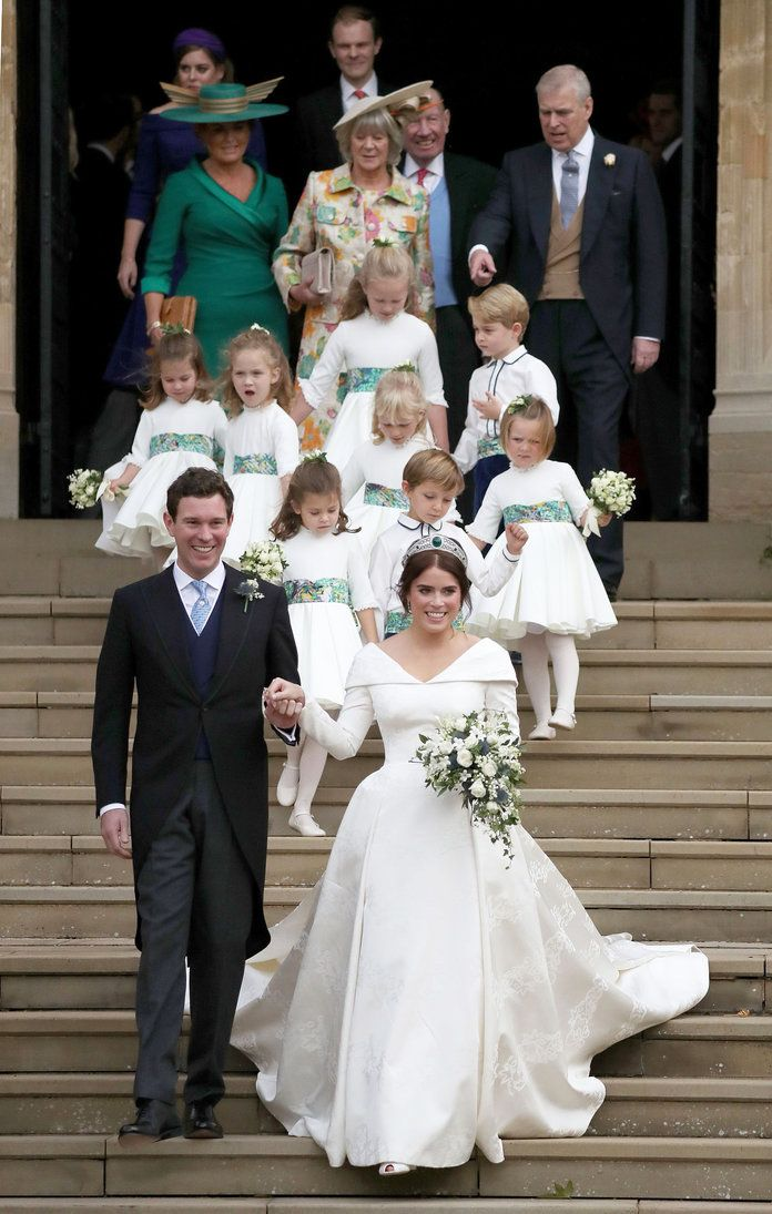 See Every Photo From Princess Eugenie And Jack Brooksbank S Royal