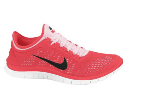 official photos 1288b 4ba7c 2018 Where To Buy Nike Free 3.0 V5 Womens Fusion Red Black Arctic Pink