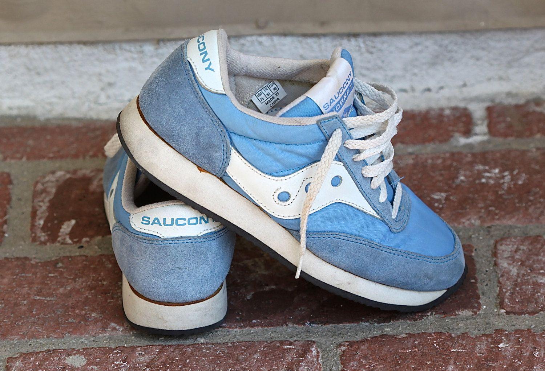 Vintage Saucony 1990s - Sneaker