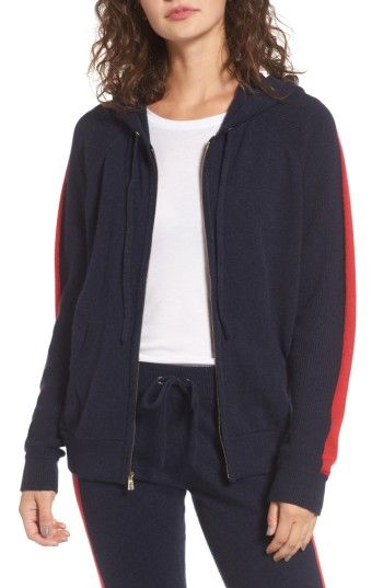 JUICY COUTURE WOMEN S JUICY COUTURE CASHMERE ZIP HOODIE.  juicycouture   cloth   2ecad8302