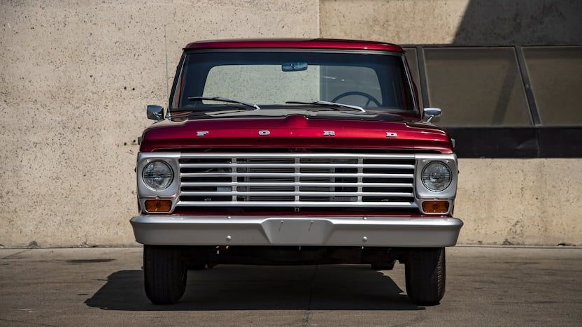 1967 Ford F100 Pickup | S36 | Louisville 2019 | Ford ...